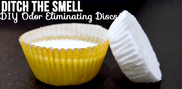 diaper pail odor discs
