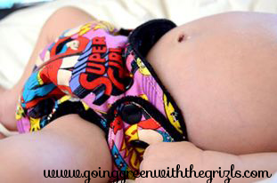 make your own cloth diapers for newborns