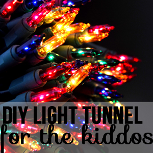 light tunnel for kids
